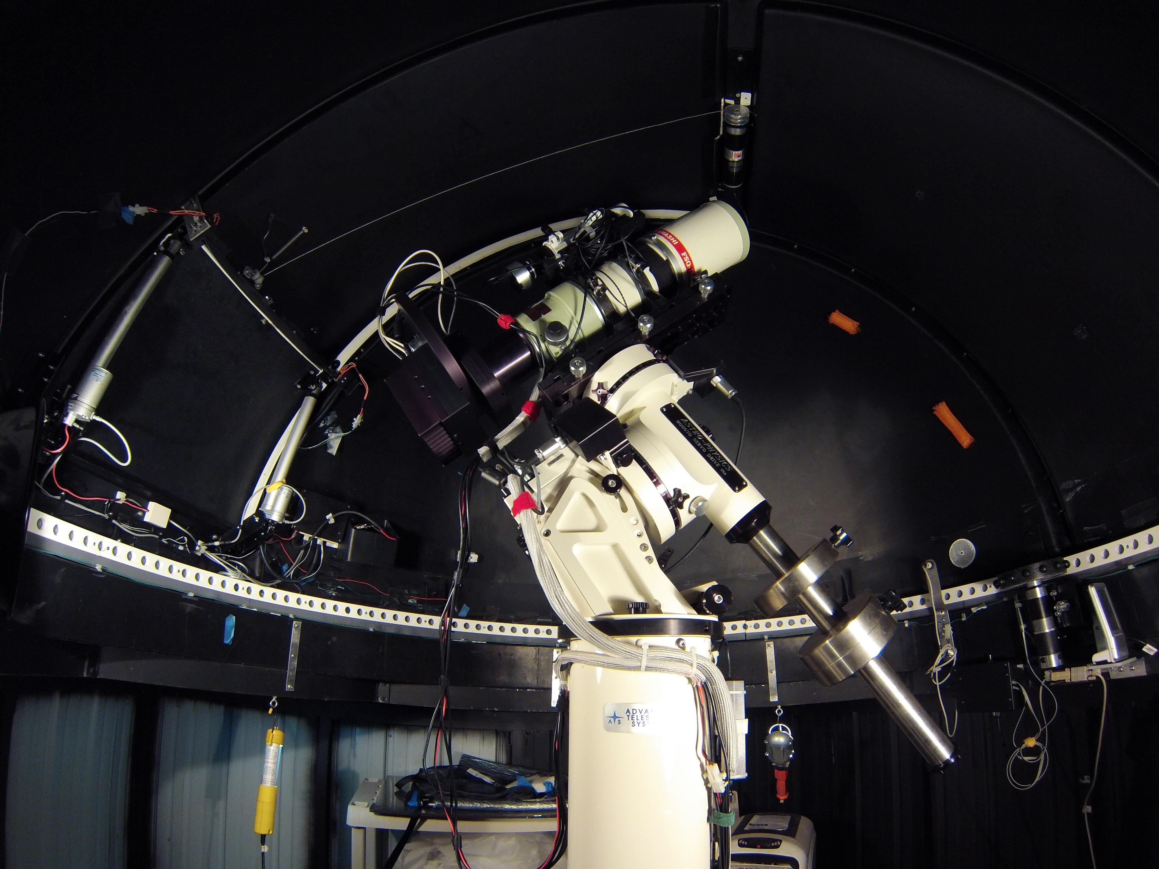 Rob's Almaden Observatory